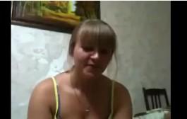 فيديو داير هاد الاسبوع. أوكرانية كتهضر بالدارجة وكطلب من الشباب لمغاربة يديرو هجرة جماعية