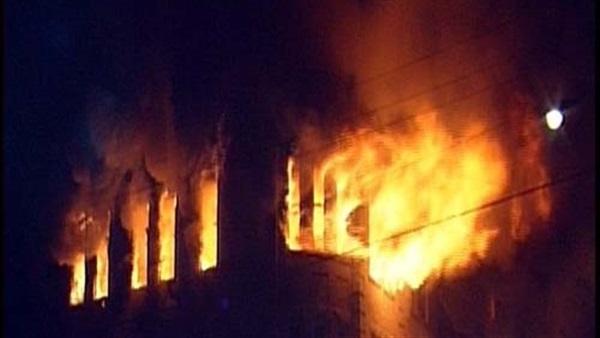 مقتل مغربية وكويتي حرقا داخل شقة في مصر بعد نشوب حريق مهول