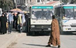 حافلة مهترئة للنقل الحضري تثير الرعب في الحي الحسني
