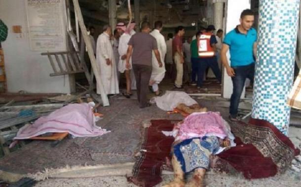 السعودية.. 6 قتلى في انفجار يستهدف مسجدا ببلدة القديح في القطيف (صور)