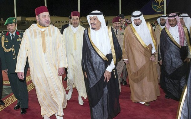 غريب: رُغم التقارب المغربي السعودي الملك سلمان يعطي 252 طن من التمور للبوليساريو