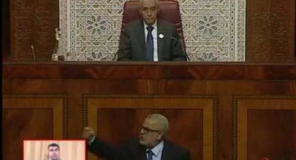 """رئيس البرلمان يطوي خلاف """"السفاهة"""" ويمنع نقط النظام وهذا ما اتفق عليه رؤساء الفرق باش ما ينوضش الصداع"""