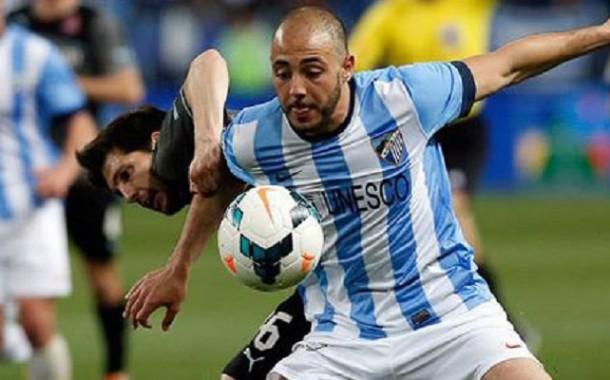 الدولي المغربي أمرابط أحسن لاعب في مالقا