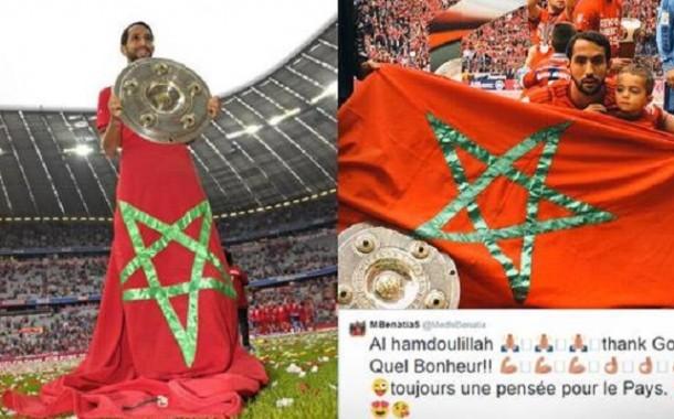 الدولي المغربي بنعطية على رادار برشلونة الإسباني