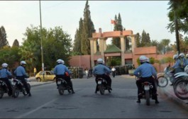 ارتفاع عدد المصابين في صفوف القوات العمومية في مواجهات الطلبة والبوليس بمراكش