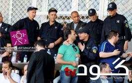 ها اش وقع للصحافيين المغاربة اللي كانو في ملعب 8 ماي بالجزائر.. فيديو وصور