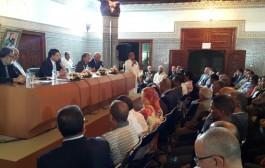 ثلاث تيارات إسلامية تلتحق رسميا بالحركة الديمقراطية الاجتماعية عرشان: المفاوضات لترتيب الالتحاق دامت خمسة أشهر