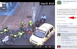 فيديو داير فالفايس. 11 مليون مشاهدة في يومين لتدخل الشرطة الكولومبية لإعتقال لص وها كيفاش حصلوه (فيديو)