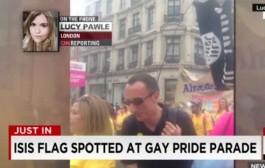 داعش فوسط مسيرة للمثليين ف بريطانيا (فيديو)