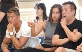 تا التصاور رجعو احتكار. ملياردير سنغافوري يشتري حقوق صور كريستيانو رونالدو