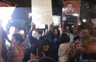 وقفة تضامنية ناجحة مع فتاتي انزكان: رجال بصايات ونساء للدفاع عن حقوقهن وتونس الجريحة على البال