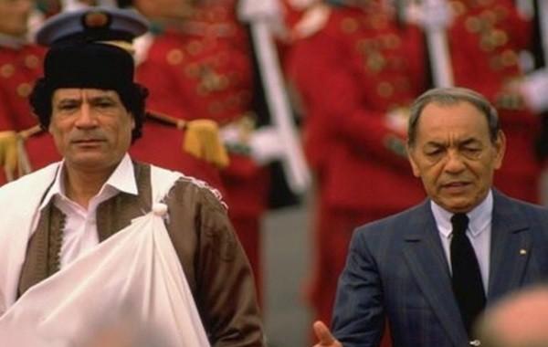 كشف النقاب عن تفاصيل محاولة اغتيال تعرض لها الحسن الثاني من طرف القذافي بمساعدة أبونضال