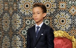 الأمير مولاي الحسن أول مرة ضارب كسوة عسكرية (فيديو)
