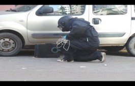 """حقيبة مشبوهة قرب """"ميدي 1″ تخلق حالة استنفار قصوى في طنجة"""