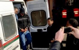 اعتقال المتهم بالاعتداء على شرطي بقنينة مولوتوف في كلميم