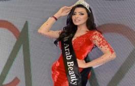 """المغربية """"فاتي جمالي"""" ملكة جمال العرب تعرضات للسرقة ف فرنسا من قبل سيدة عربية"""