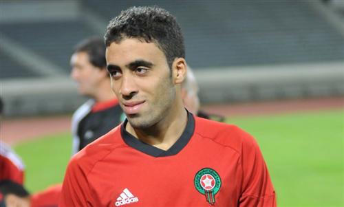 نادي (الجيش) القطري يتعاقد رسميا مع الدولي المغربي عبد الرزاق حمد الله