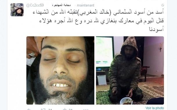 الداعشيون المغاربة ما كيموتوش غير في العراق وسوريا. مقتل مقاتل مغربي في صفوف داعش ليبيا