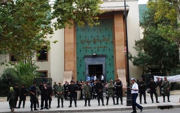 عاجل: العثور على قنبلة داخل محكمة الاسئناف بفاس والأجهزة الأمنية في حالة استنفار