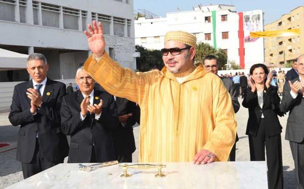 جورنالات بلادي1: مافيا العقار تحول مشروعا سكنيا في مراكش أعطى الملك انطلاقته إلى مشتل للبناء العشوائي وسابقة… وقفة احتجاجية ضد الحفر