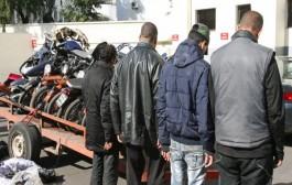 تفكيك عصابة إجرامية متخصصة في سرقة الدراجات النارية في شفشاون