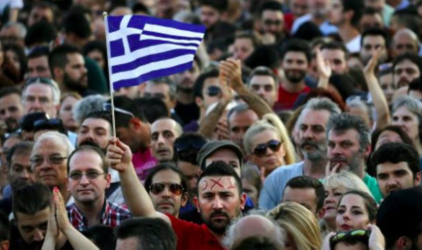 زلزال في أوربا بعد تحدي اليونان لأوربا وتصويته ضد خطتها التقشفية