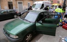 11 عام د الحبس لمغربي بغا بذبح صاحبتو الصبليونية فالسيارة حدا الواليدة ديالها ( فيديو)