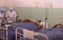 8 قتلى و21 جريحا في حادثة سير بورزازات (فيديو)