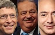بالفيديو. أغنى 8 ديال الناس فالعالم عندهوم ثروة نص العالم