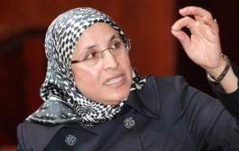 شجاعة. الوزيرة بسيمة: ما عندي ولاد وما نقبلش الضرة وايلى بغى زوجي التعدد راني حرة