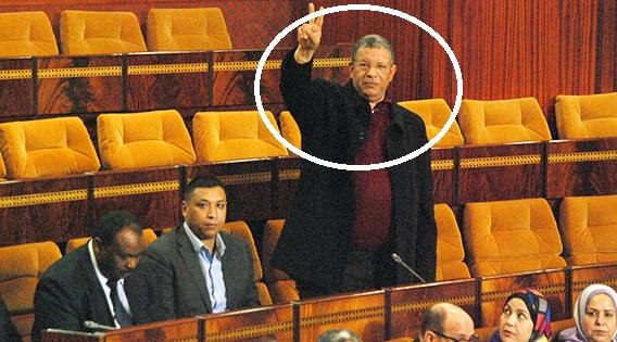 """""""أخبار اليوم"""" تقاضي البرلماني الاستقلالي بإقليم مولاي يعقوب"""