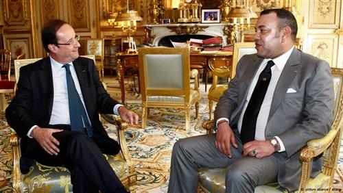وزير الخارجية الفرنسي عن ابتزاز صحافيين فرنسيين للملك: فيلم خايب. فابيوس سكت على تجسس المخابرات الفرنسية على محمد السادس