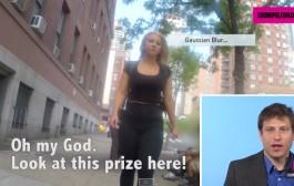 فيديو داير هاد الاسبوع. مجلة أمريكية دارت تجربة إجتماعية للشبان باش يشوفو صحاباتهوم كينكو عليهوم الرجال (فيديو)