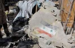 مجزرة.. مصرع أزيد من 30 شخص وإصابة 100 شخص على الأقل جرّاء سُقوط طائرة حربية في ريف إدلب