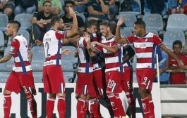 """الدولي المغربي العربي يقود غرناطة لتحقيق أول فوز هذا الموسم في """"الليغا"""" (فيديو)"""