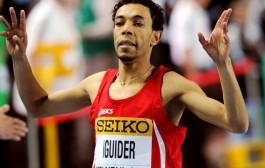 في سباق تاريخي: ايكدير يمنح المغرب ميدالية برونزية الوحيدة له في بطولة العالم لالعاب القوى =فيديو