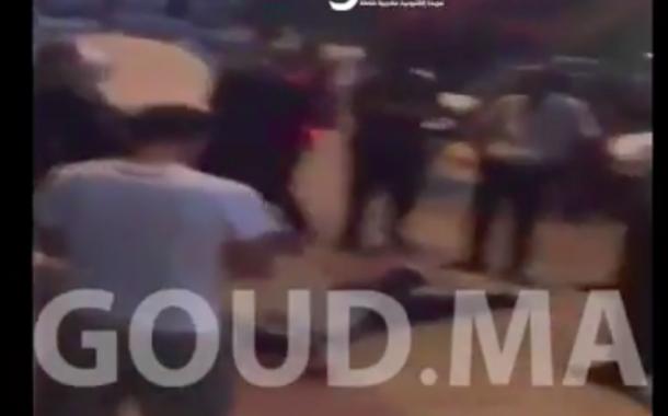 سكوب. بالڤيديو: مسؤول أمني وختو تهجمو على بوليس سيدي مومن باش يخرجو خوهم. شوفو اش دارو