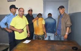 اعتقال «زريقة » أخطر لص في اشهر احياء كازا. طاردوه بالقرطاس (صورة)