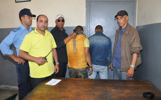ها كيفاش تفاعلو المغاربة مع الحملة ديال البوليس لمحاربة الجريمة