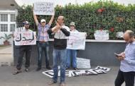 بالصـور: سكان درب السلطان احتجوا على الارتفاع الصاروخي لفواتير«ليديك» وطالبوا برحيلها