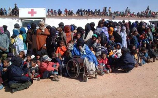صحراويو تندوف يهددون باللجوء لبعثة المينورسو للاحتجاج على قادة البوليساريو
