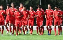 التوانسة يحرمون أشبال المغرب من التأهل إلى نهائيات افريقيا و أولمبياد 2016 وبنعبيشة يحمل المسؤولية للحكم الموريتاني والشرطة التونسية تعتدي على اللاعبين