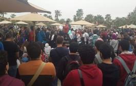 شعب گاموني، كلية الآداب بالرباط تستجيب لمطالب طلبة معتصمين من أجل شواهدهم