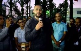 بالفيديو. بدر هاري في السجن  ديال القنيطرة من بعد فوزه على إسماعيل لوندت. وها علاش