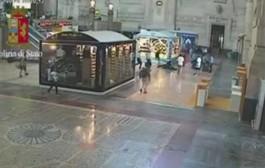 بالفيديو. ملاحقة هوليودية في المحطة المركزية بميلانو لإيقاف لص مغربي