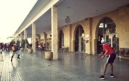"""شكون دا """"بعض المحسوبين على جمهور الوداد للقنيطرة وخربو محطة سلا"""