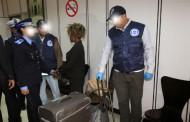 جوج ديال النيجريين حصلوهم مهربين الكوكايين في مصارنهم بمطار محمد الخامس