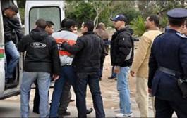 إعتقال مجرمين قتلوا شابا وألقوا جثته في ضواحي فاس
