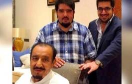 اول صورة لملك السعودية سلمان بقصره في طنجة: ها مع من وها نهاراش غادي يغادر المغرب