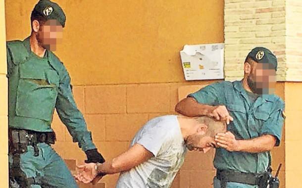 شدو صحراوي طالب اللجوء فإسبانيا مخربقها جرائم آخرها كان غايقتل قاصر مغربي